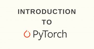 Introduction to PyTorch